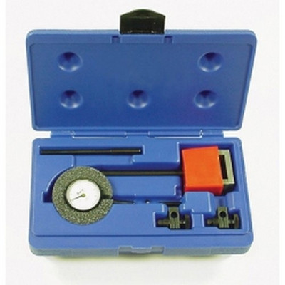Central Tools 6405 .200in. Range 0-100 Magnetic Base Dial Indicator Set