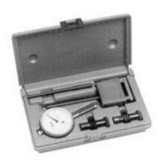 "Central Tools 6419 1.00"" 0-100mm Range Dial Indicator Set"