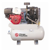 Chicago Pneumatic 8090250609 13 HP 2 Stage Gas Driven Horizontal Reciprocating Compressor