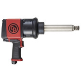 "Chicago Pneumatic 8941077766 1€ High Torque Pistol Impact Wrench With 6"" Extension"