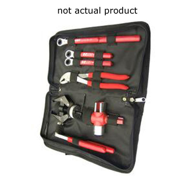 EZ Red BK541 Four in One Battery Post Cleaner