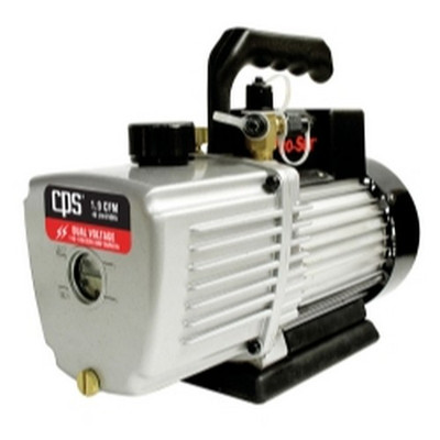 CPS Products VP2D 1.9 CFM 110/220 Volt Dual Stage Vacuum Pump