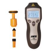 Electronic Specialties 333 Pro Laser Photo / Contact Tachometer