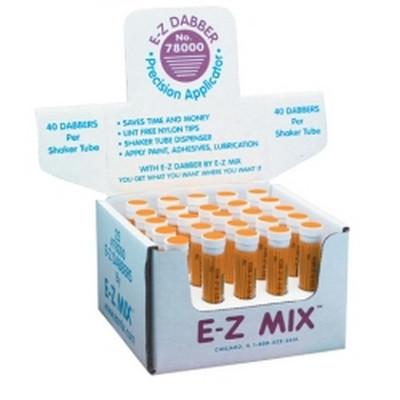 E-Z Mix 78000 Disposable Dabber Counter Display
