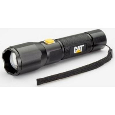 EZ Red ct2405 Rechargeable Focusing Tactical Flashlight, 420 Lumen