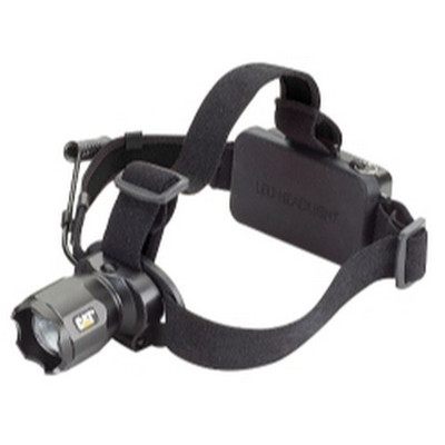 EZ Red CT4205 Rechargeable Focusing Head Lamp, 380 Lumen