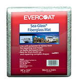 Fibreglass Evercoat 941 Fiberglass Mat 3 Sq Yd.