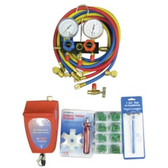 FJC  KIT4 Air Conditioning Starter Tool Set