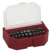 Gearwrench EHT890003GD 30 Piece Screwdriver Bits in a Box
