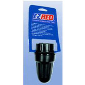 EZ Red S501 Battery Post Cleaner - Cleans Top and Side Posts up to 1""