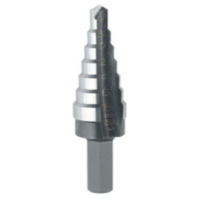 Irwin 11103 #3M High Speed Steel Metric Self-Starting Unibit® Drill
