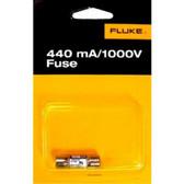 Fluke 203411 Fuse,440Ma, 1000V, Fast,B-Pk