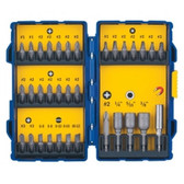 Irwin 3057017 33 Piece Screwdriver Bit Set