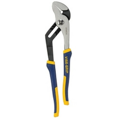 "Irwin 4935323 12"" Groove Joint Smooth Jaw Plier"