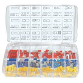 K Tool KTI-00037 180 Piece Solderless Terminal Kit