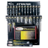 "K Tool KTI-0806 3/8"" Drive Tool Board Display"