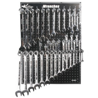 K Tool KTI-0812 Wrenches Display Board