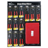 K Tool KTI-0821 Snap Ring Pliers Display Board
