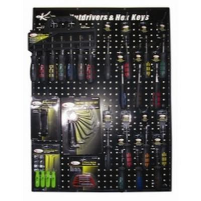 K Tool KTI-0836 Nutdriver and Hex Display