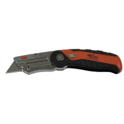 K Tool KTI73103 Auto Loading Folding Utility Knife