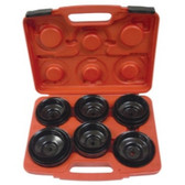 K Tool KTI73635 17 Piece Master Oil Filter Wrench Set