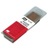 Lisle 52150 Stainless Steel Razor Blades 100/Pk
