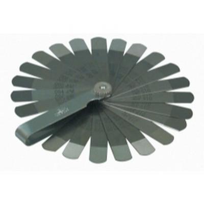 "Lisle 68150 Blade Type .004"" to .027"" Feeler Gauge"