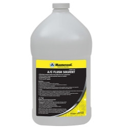 Mastercool 91049-128-4 A/C Flush Solvent 1 Gallon Bottle, Pack of 4