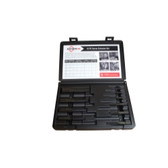 Mayhew Tools 37345 10 Piece Screw and Pipe Extractor Set