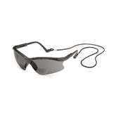 Gateway Safety 16MC10 Scorpion Mag Blk/Clear 1.0 Dio Safety Glasses