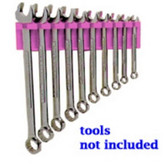 Mechanics Time Saver 682 Pink Wrench Holder   10-19mm