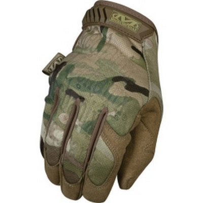 Mechanix Wear MG-78-010 Mechanix Wear Original® Glove, Multi-Cam Pattern, Large 10