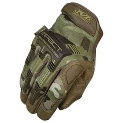 Mechanix Wear MPT-78-010 Mechanix Wear M-Pact®  Glove, Multi-Cam Pattern, Large 10