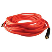 "Milton MA3825OR Milton Red Hose Hybrid PVC 3/8"" X 25' With 1/4"" NPT"