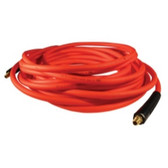 "Milton MA3835OR Milton Hybrid PVC Red Hose 3/8"" X 35' With 1/4"" NPT"