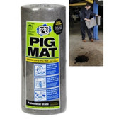 "New Pig 25201 PIG® Universal Light-Weight Absorbent Mat Roll - 15"" x 50' (60 Pads per Roll)"