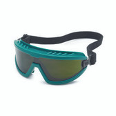 Gateway Safety 45566 Green Frame/Ir Shade 5.0 Lens Safety Glasses