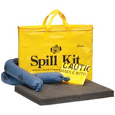New Pig 45300 PIG Universal Spill Kit  Absorbs 5 Gallons