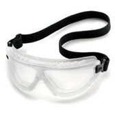 Gateway Safety 4589F Black Mirrored Anti-Fog Safety Glasses
