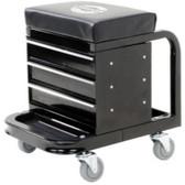 Omega 92450 450 Lbs. Creeper Seat Tool Box