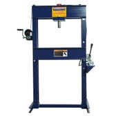 Omega HW93300 25 Ton Shop Press with Hand Pump