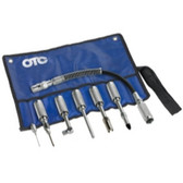 OTC 2332 7 Piece Quick Connect Greasing Accessory Kit