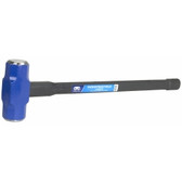 "OTC 5790ID-1230 12 lb., 30"" Double Face Sledge Hammer, Indestructable Handle"