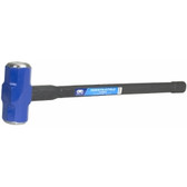 "OTC 5790ID-1430 14 lb., 30"" Double Face Sledge Hammer, Indestructable Handle"
