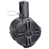 "Power Acoustik MWT80T Marine 8"" Wake Tower Speaker Titanium Each"