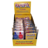 Rapidfix 7121101 RapidFix Dual Adhesive System - Counter Display of 12