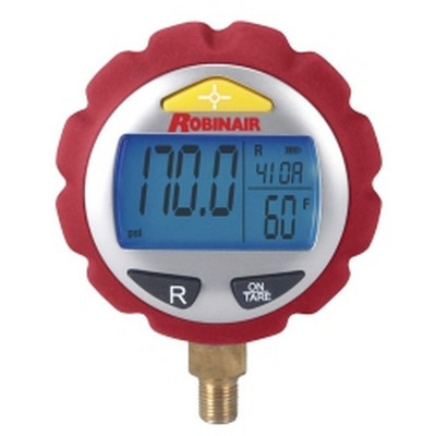 Robinair 11920 High Pressure Digital Refrigerant Gauge