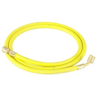"Robinair 31060 60"" Yellow Hose 1/4"" x 1/4"""