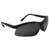 SAS Safety 541-0001 Sidewinders Safety Glasses - Black Frames/Shade Lens