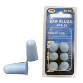SAS Safety 6104 Foam Ear Plugs (3 Pair)